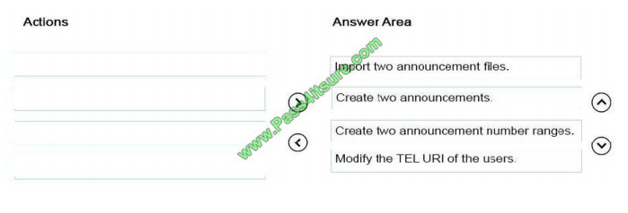 Pass4itsure Microsoft 70-333 exam questions q11-2